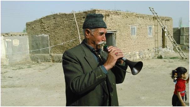 زیرناچی هنرمند محسن مختاری