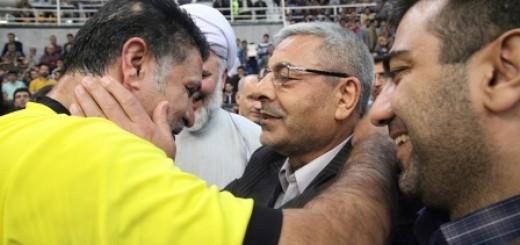 علی دایی سفیر بین المللی احیای دریاچه اورمیه شد