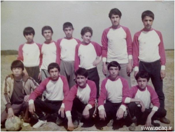 عکسهای قدیمی از فوتبال چهاربرج