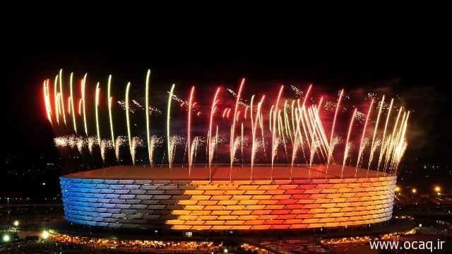 بازیهای المپیک اروپایی باکو