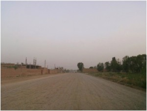 روستای قپچاق