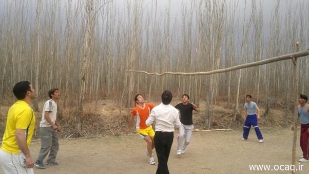 ورزش در طبیعت چهاربرج
