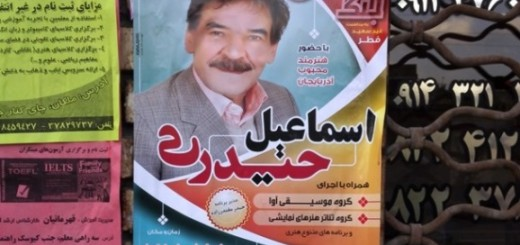 اسماعیل حیدری - ملکان - ملک کندی - ملیک کندی