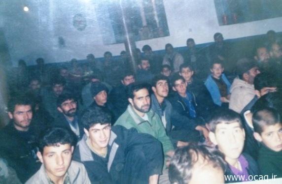 قریب مچید - مسجد غریب بالا چاربورج - شهر چهاربرج