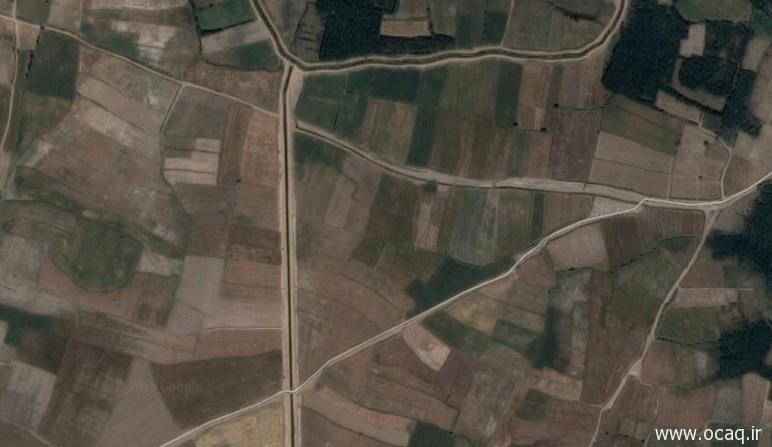 یکپارچه سازی اراضی - چاربورج - چهاربرج