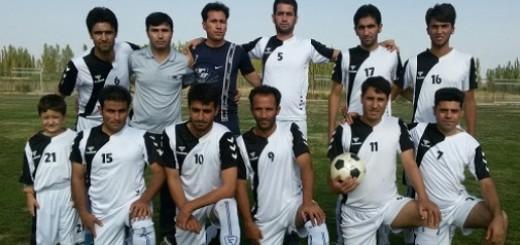 تیم فوتبال وحدت چهاربرج